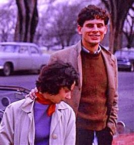 JJ & Madeline - Wash, DC Mall, 1964