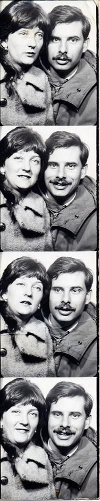 JJ & Margo - NYC Photomat