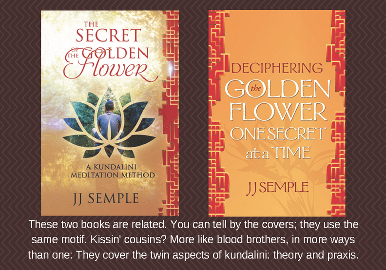 The Secret of the Golden Flower and Deciphering the Golden Flower are related books