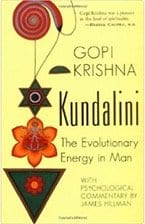 Kundalini: The Evolutionary Energy of Man by Gopi Krishna Book Cover